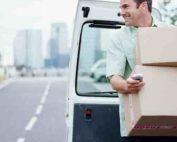 van delivery norfolk courier service
